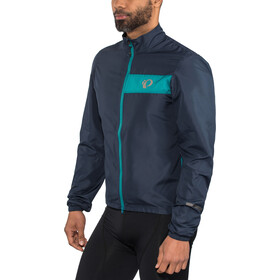 PEARL iZUMi Select Barrier Jas Heren, navy/teal